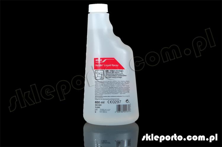 Ecolab Incidin Liquid Spray 650 ml